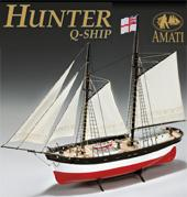 Amati Hunter, Q-Ship