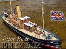 Mount Fleet Pilot Boat Britannia