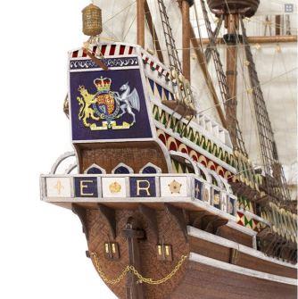 Occre's English Galleon Revenge