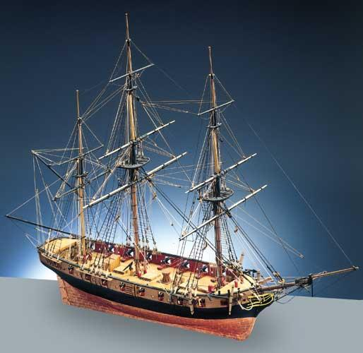 Caldercraft HMS Snake