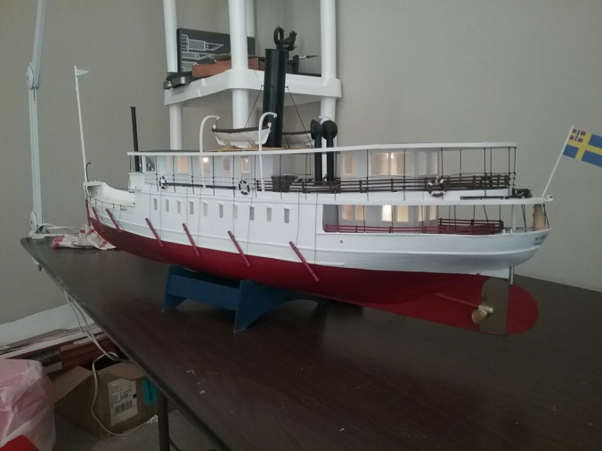 Find A Full Scale Of Wooden Model Ship Kits The