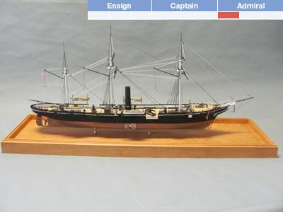USS Kearsarge BlueJacket Kit