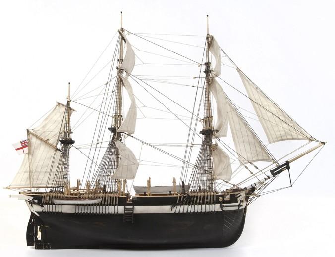 OcCre's HMS Terror