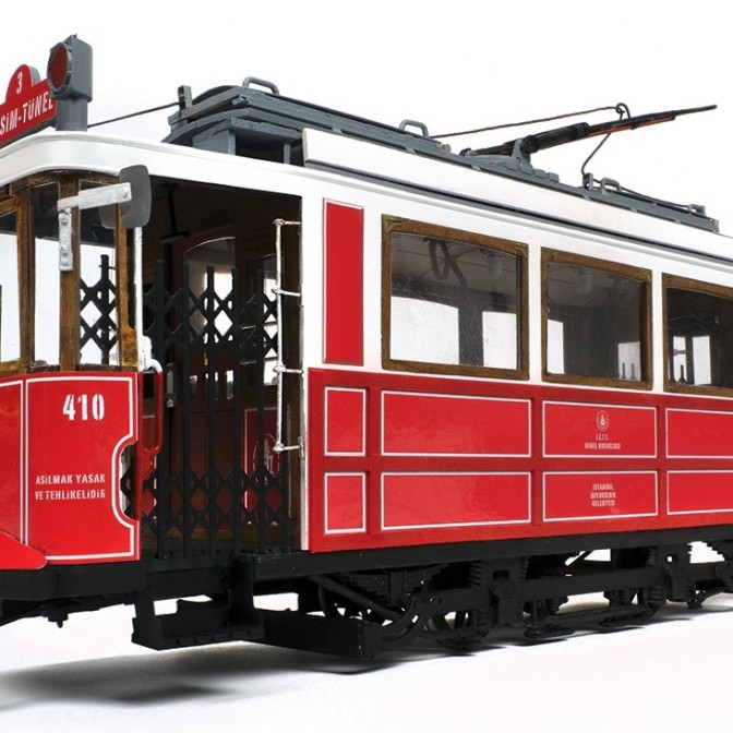 OcCre's Tram Kits