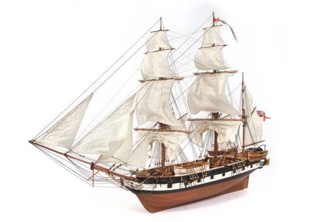 OcCre's HMS Beagle