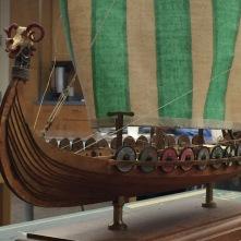 Amati Drakkar Group Build by South Bay Model Shipwrights