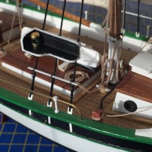 Billing Boats Dana Fishing Boat by Clare Hess
