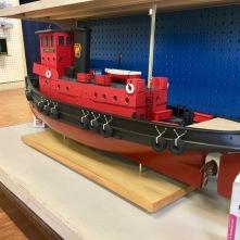 Dumas Jersey City Tugboat