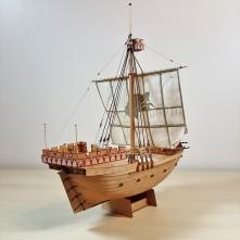 Shipyard's wooden Wütender Hund by Chris Coyle